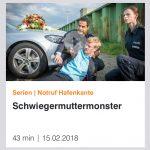 Das Bootshaus im ZDF